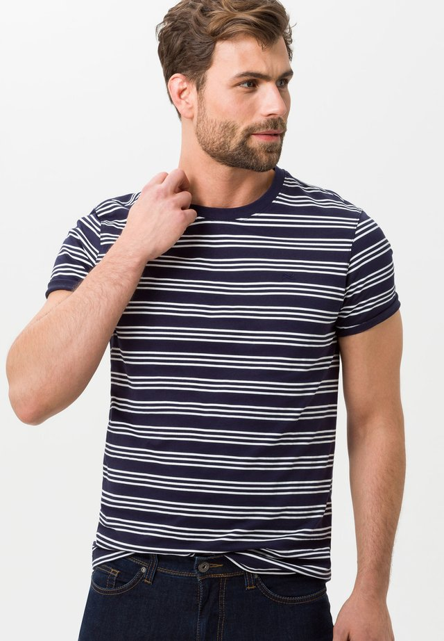 STYLE TROY - T-shirts print - blue