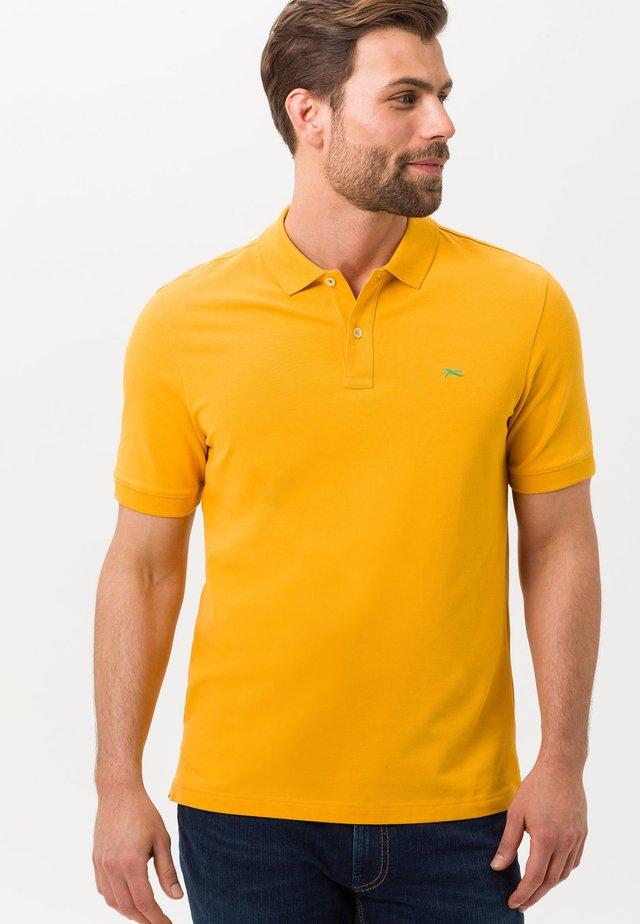 PETE - Poloshirts - honey