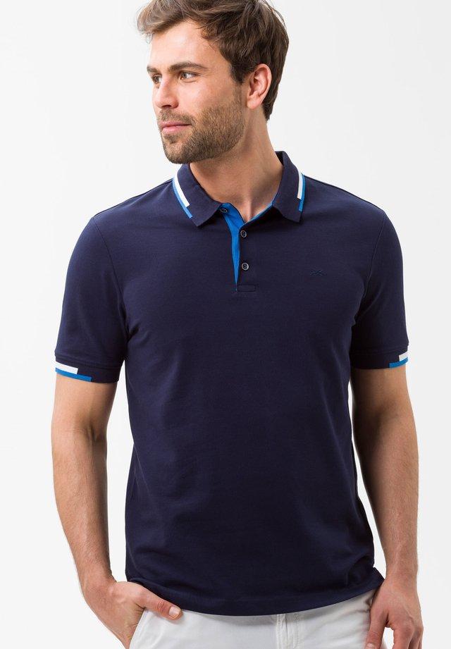 STYLE PEDRO - Polo shirt - ocean