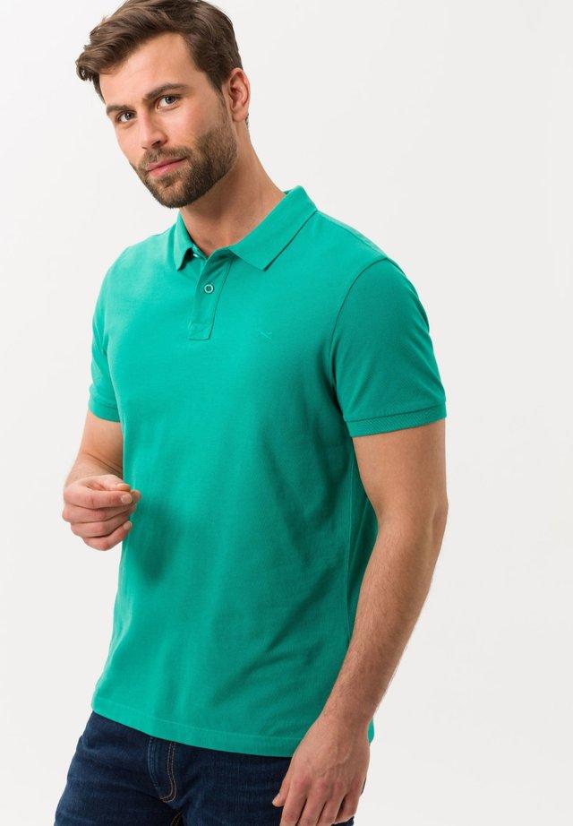 STYLE PELÉ - Poloshirts - green
