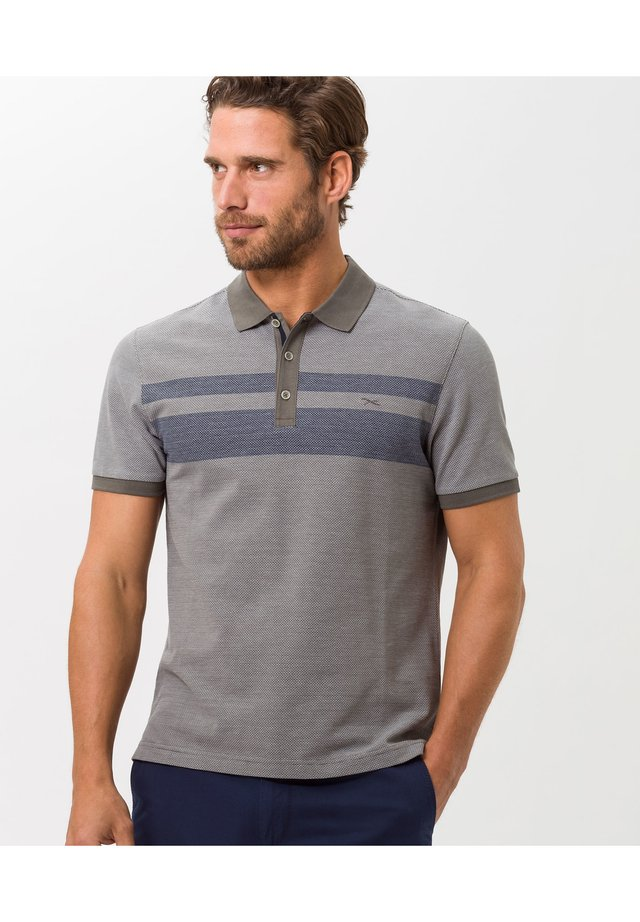 PARKER - Poloshirts - khaki
