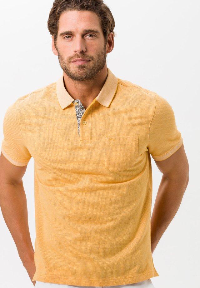 STYLE PADDY  - Polo shirt - honey