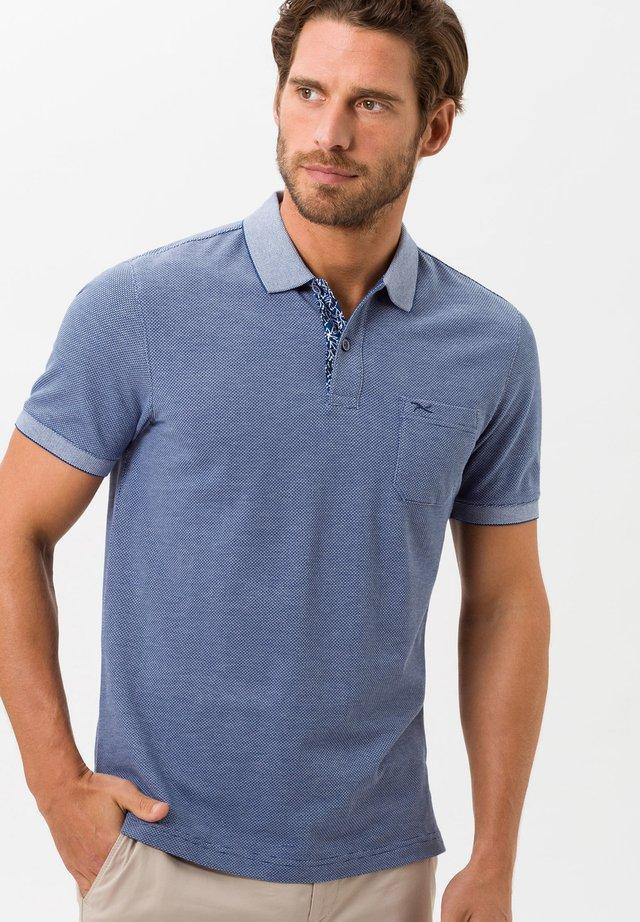 STYLE PADDY  - Polo shirt - azure