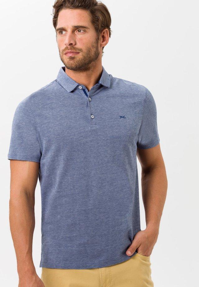 STYLE PEPE - Poloshirts - azure