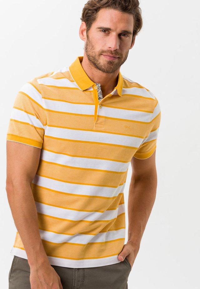 Poloshirts - honey