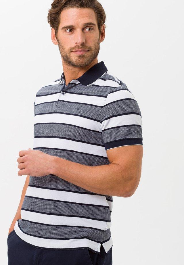 STYLE PIERO - Polo shirt - marine