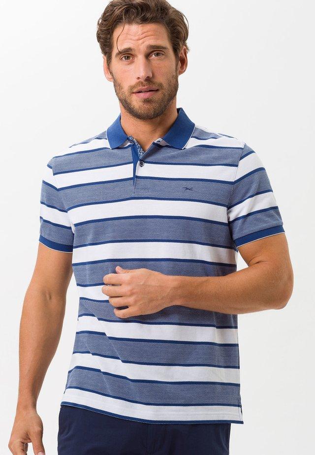 Poloshirts - azure