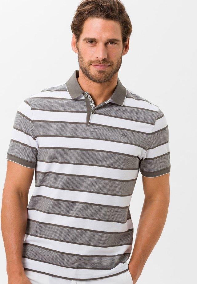 STYLE PIERO - Polo shirt - khaki