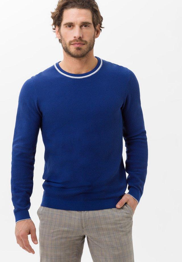 STYLE RICK - Strickpullover - dark blue