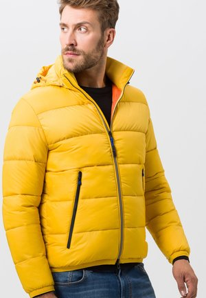 STYLE MARCO - Giacca invernale - yellow