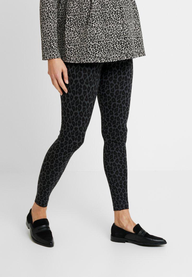 Boob - ONCE-ON-NEVER-OFF - Leggings - grey/black