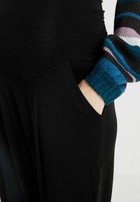 Boob - ONCE ON NEVER OFF EASY PANTS - Teplákové kalhoty - black - 4