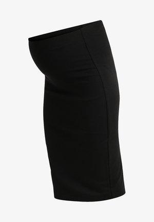 ONCE ON NEVER OFF PENCIL SKIRT - Pouzdrová sukně - black