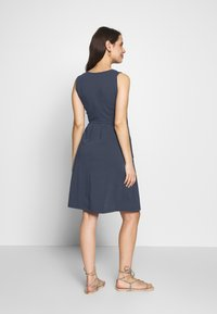 Boob - DRESS TILDA NURSING - Vestido ligero - blue - 2
