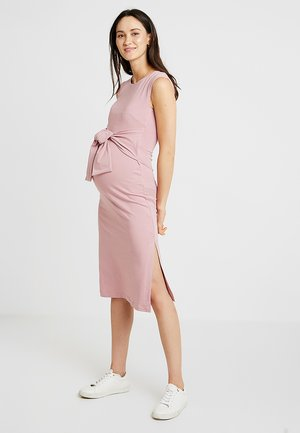 HALEY DRESS - Sukienka z dżerseju - tea rose