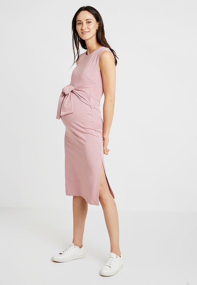 HALEY DRESS - Jerseykleid - tea rose
