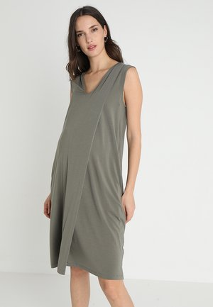 LIL DRESS - Vestido ligero - olive leaf
