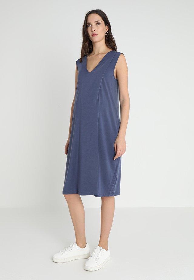 LIL DRESS - Trikoomekko - vintage indigo