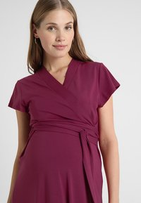 Boob - ALICIA DRESS - Maxi dress - soft cherry - 3