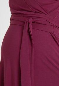 Boob - ALICIA DRESS - Maxi dress - soft cherry - 6