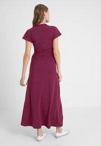Boob - ALICIA DRESS - Maxi dress - soft cherry - 2
