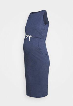 NAIMA DRESS - Vestido ligero - blue