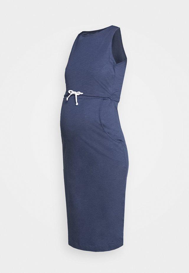 NAIMA DRESS - Sukienka z dżerseju - blue