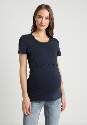 CLASSIC SHORT SLEEVED - Camiseta básica - midnight blue