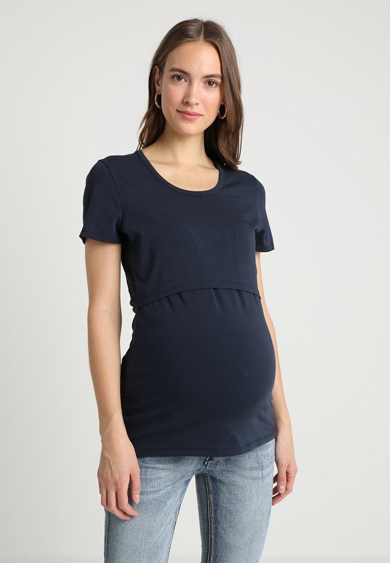 Boob - CLASSIC SHORT SLEEVED - T-shirt - bas - midnight blue