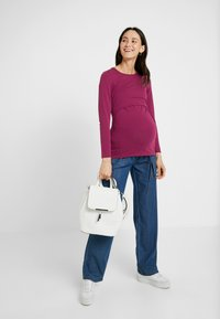 Boob - CLASSIC LONG SLEEVED - Långärmad tröja - purple - 1