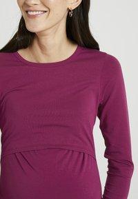 Boob - CLASSIC LONG SLEEVED - Långärmad tröja - purple - 3