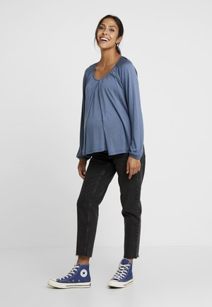 LIV - Long sleeved top - sea blue