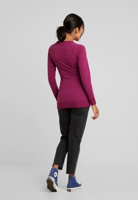 Boob - WARMER - Sweater - purple - 2