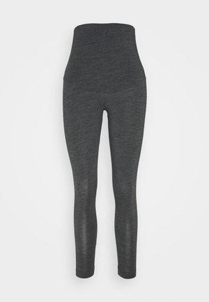 LEGGINGS - Pantalón de pijama - dark grey melange