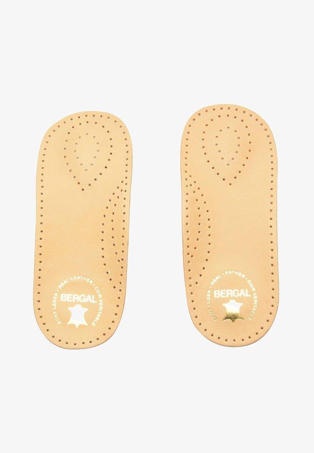 Insole - Damenschuhe Einlagen - beige