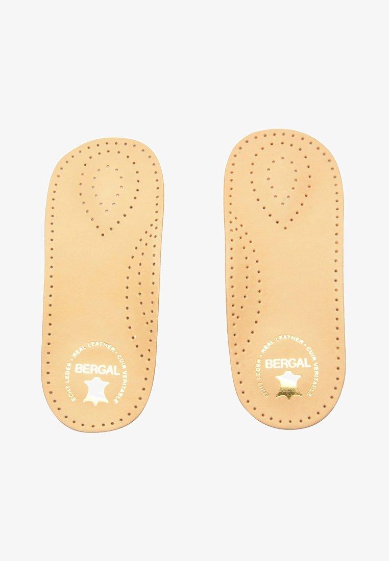 Bergal - Insole - Damenschuhe Einlagen - beige