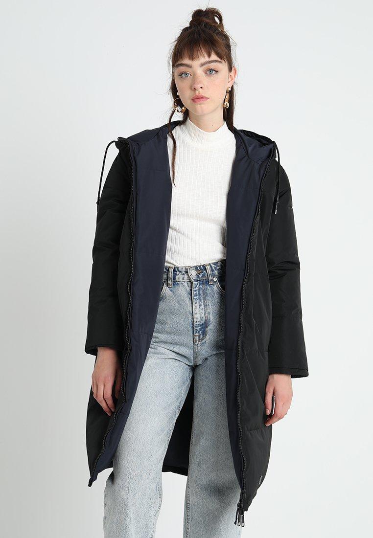 Brixtol Textiles - RHYMES - Winter coat - black/navy