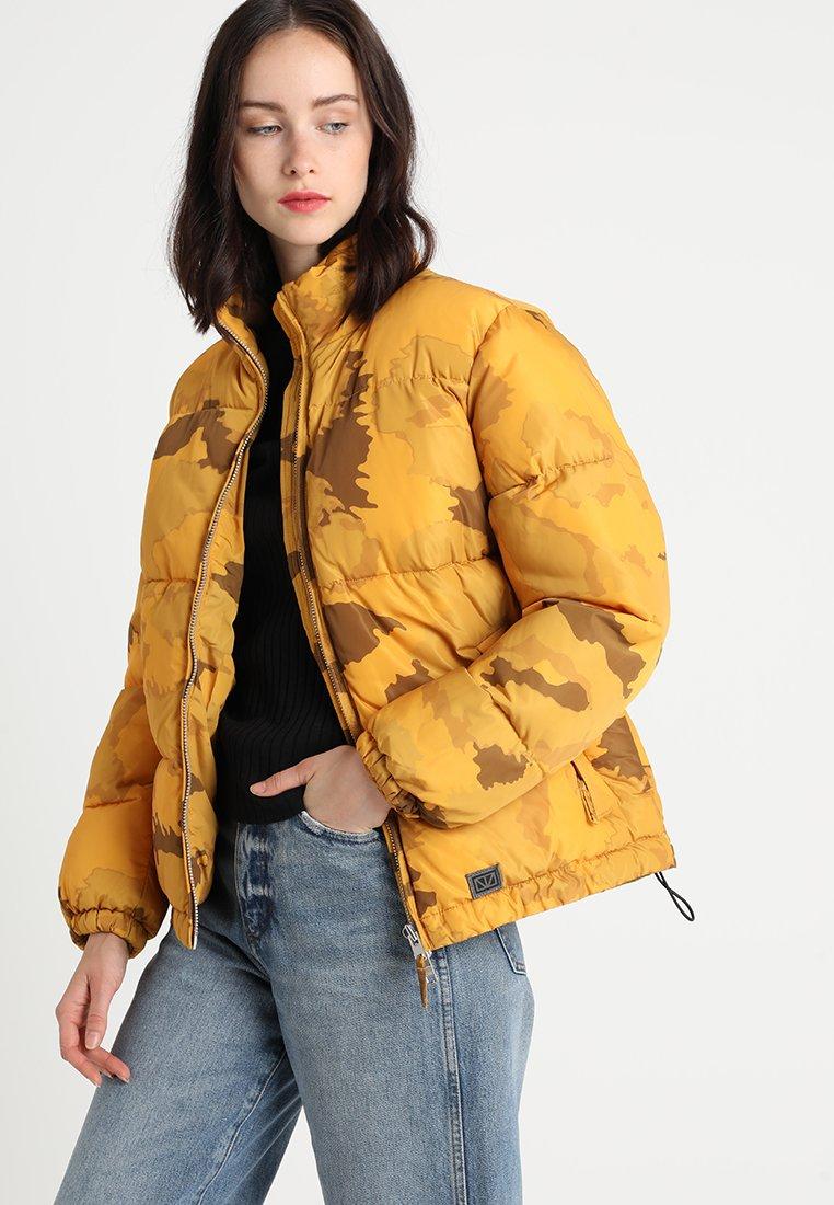 Brixtol Textiles - CORA - Chaqueta de invierno - cheetah yellow