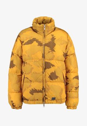 CORA - Vinterjakker - cheetah yellow