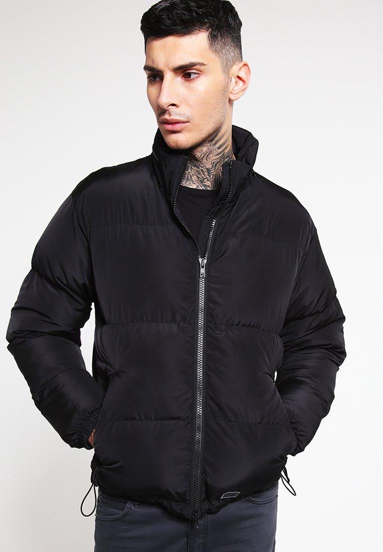 Brixtol Textiles - KEITH - Winter jacket - black