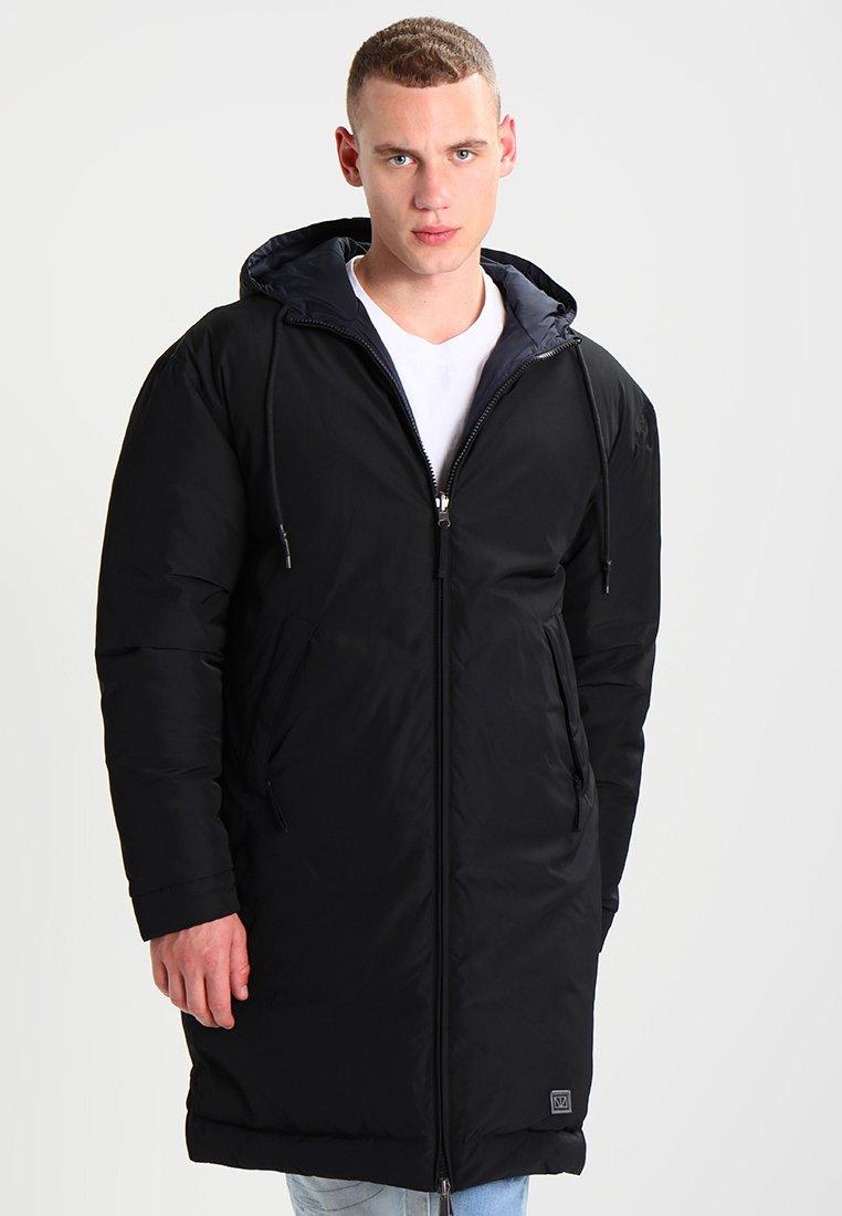 Brixtol Textiles - BUSTER - Winter jacket - black/navy