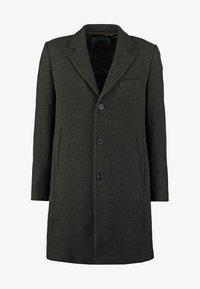 Brixtol Textiles - IAN - Classic coat - olive - 6