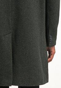 Brixtol Textiles - IAN - Classic coat - olive - 5