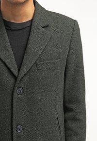 Brixtol Textiles - IAN - Classic coat - olive - 4