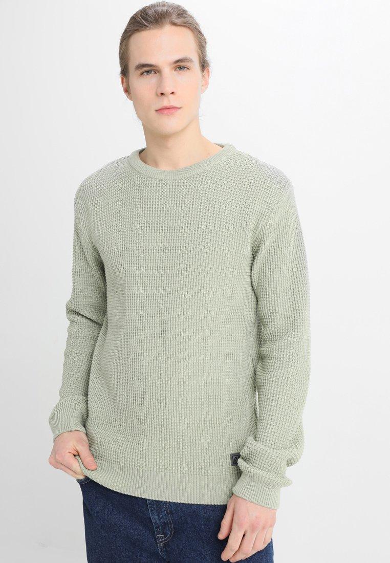 Brixtol Textiles - REED - Jumper - green
