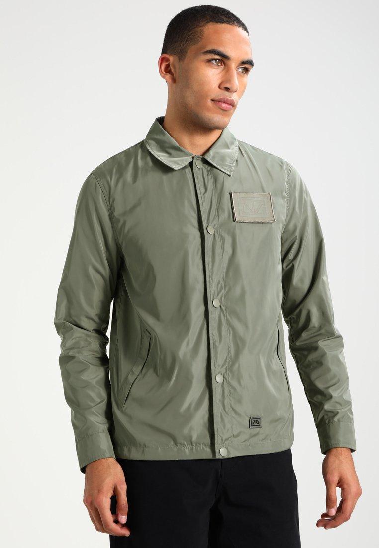 Brixtol Textiles - EDGAR - Summer jacket - silver moss