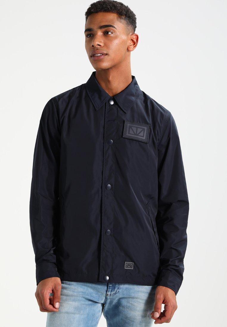 Brixtol Textiles - EDGAR - Summer jacket - navy