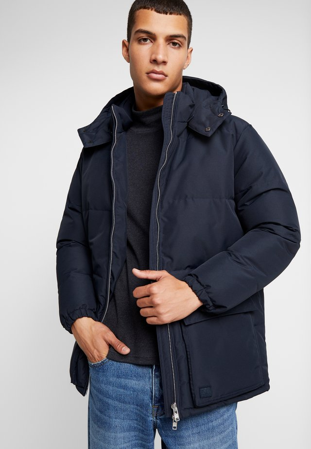 BEZ - Winterjacke - dark navy
