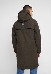 Brixtol Textiles - LIVINGSTONE - Veste d'hiver - olive - 2