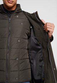 Brixtol Textiles - LIVINGSTONE - Veste d'hiver - olive - 7
